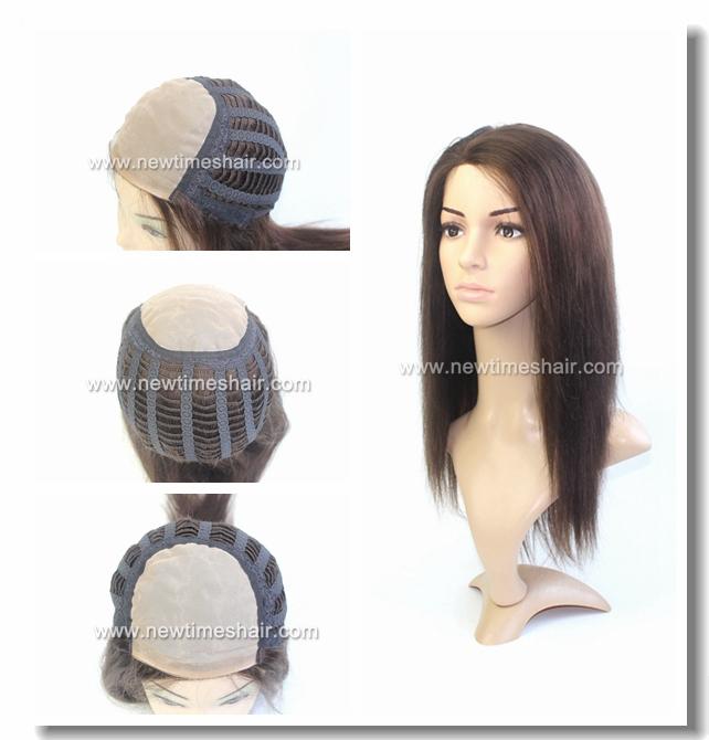 Parrucca da Donna Top in Mono Capelli 100% Umani