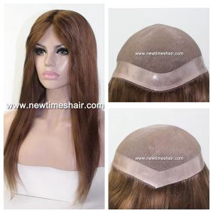 LW1229 Parrucca da Donna in Mono Capelli Lunghi