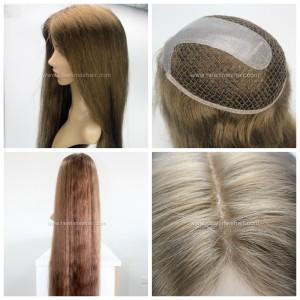 LW3612 Parrucca Integrazione Capelli da Donna Look Eccezionale