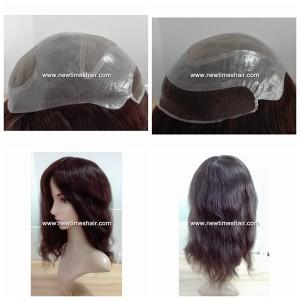 LW4528 Parrucca Intera Calotta da Donna