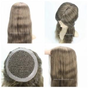 LW4027 Stupenda Parrucca da Donna Integrazione Capelli