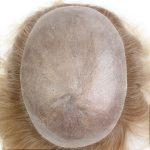 LJC1848 Protesi capillare da donna con Capelli Europei e base in Lift Skin iniettata