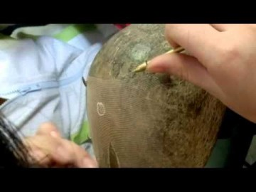 new single split knots, hair toupee, toupee, mens wigs | Newtimeshair.com